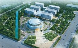 河南汝州青瓷博物馆屋面工程