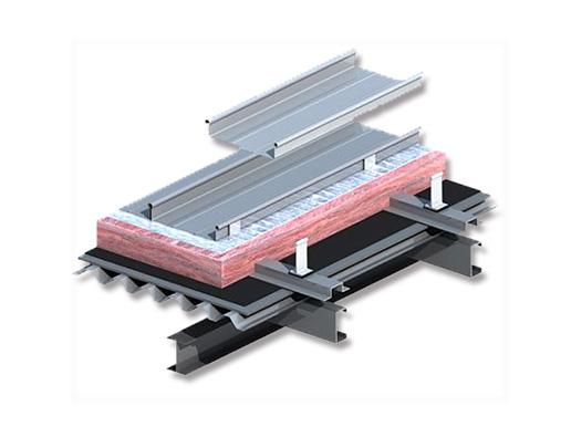 铝镁锰直立锁边屋面系统