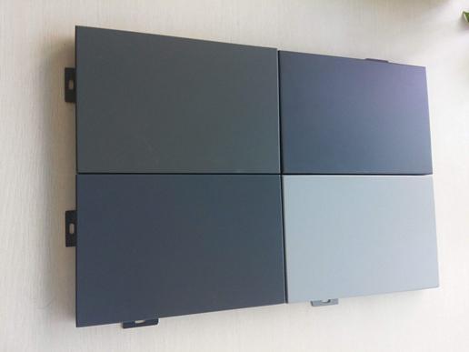 铝单板的特点